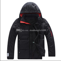 polo sleeveless Australia - Free shipping new Men's POLO fashionable eiderdown cotton-padded jacket Sleeveless vest Brand ma3 jia3 coat Men's super light feat