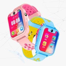 $enCountryForm.capitalKeyWord Australia - New Smart Watch LBS Locator Kid Baby GPS Tracker Watches Game Photography SOS Call Anti Lost Monitor SIM Electronic fence