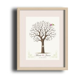 Modular hoMes online shopping - Personalized Graffiti Tree Canvas Nordic Picture Wall Art Modular Home Decoration Painting Prints Poster for Living Room Cuadros
