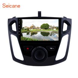 $enCountryForm.capitalKeyWord Australia - OEM 9 inch Android 9.0 Car Multimedia Player for 2012-2015 Ford Focus with Bluetooth GPS Navi Wifi USB support OBD2 Digital TV TPMS car dvd