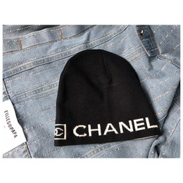 Beanies For Winter Australia - 2019 Fashion Beanie Hats for Men and Women Knitted Wool Caps casual Beaniesembroidery Winter sport Caps