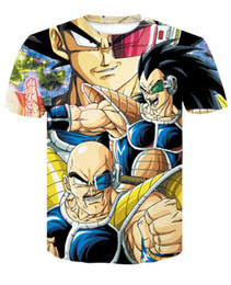 $enCountryForm.capitalKeyWord Australia - Dragon Ball Z Tshirt Men Super Saiyan Battle Son Goku Black Dragonball Leisure T-Shirt Summer 3D Print xxxtentcaion Tee Tops MenYpf304