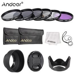 $enCountryForm.capitalKeyWord Australia - filter case Andoer 49mm Filter Kit UV+CPL+FLD+ND with Carry Pouch   Cap   Lens Holder   Tulip & Rubber Lens