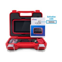 $enCountryForm.capitalKeyWord Australia - Top-Rated Original XTOOL X100 PAD Tablet Same Function as X300 Auto Key Programmer with Special Function Update Online X300 pro