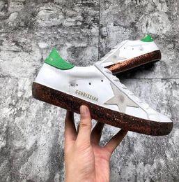 italian fabrics 2019 - hdth Golden Goose Ggdb Genuine Leather Villous Dermis formal dress italian shoes sneakers online leather suede dress sho