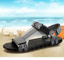 $enCountryForm.capitalKeyWord Australia - 333 Men's fashion sandals south Korean version of casual sandals cool new style 2019 summer outdoor wear non-slip fashion beach shoes