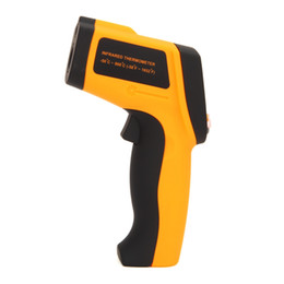 hot thermometer NZ - Hot sale -50-900C Digital Infrared Thermometer Non-contact LCD Industrial Laser Gun -58-1652F IR Pyrometer Temperature Meter free shipping