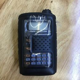 Case For Walkie Australia - SHC-27 original soft case bag holder only for Yaesu FT-70DR FT-70DE walkie talkie two way radio