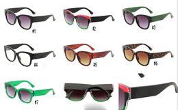 161009541 2019 Brand Luxury Designer Fashion Diamond Sunglasses for Women Men Classic  Frame Sun Glasses 100% UV Protection Eyewear 7 Colors Eyeglasses
