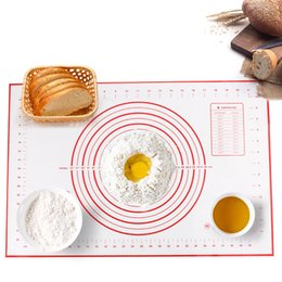 $enCountryForm.capitalKeyWord Australia - Silicone Baking Sheet Rolling Dough Pastry Cakes Bakeware Liner Pad Mat Oven Pasta Cooking Tools Kitchen Tools VT0162