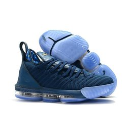 5985bb2b601 Christmas Shoes For Kids UK - what the lebron 16 mens basketball shoes for sale  black