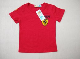 Boy tshirts online shopping - boy girl leisure short sleeve car logo kids t shirt children t shirts New children tshirts