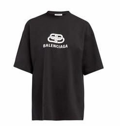 logo t shirt top brand 2019 - Men T shirt Brand SAINT L logo Letter Printed yezzus T-shirt Short Sleeve Men women Hip Hop Street Style Tops Tee Shirt