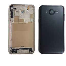 $enCountryForm.capitalKeyWord Australia - For Samsung Galaxy J7 Neo J701 J701F J701M Original Mobile Phone Chassis Cases Housing Middle Frame With Rear Battery Door Cover