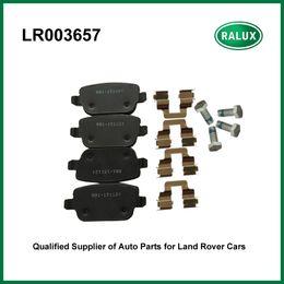 Rear Car Parts Australia - LR003657 high quality rear Brake Disc and Capliper car brake pads for Freelander 2 2006 auto pad set spare parts in stock