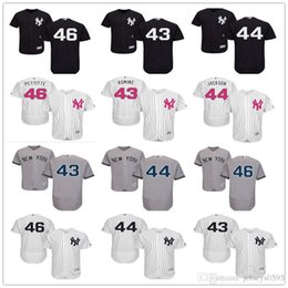 9ad3f94447d ... white home major league baseball jersey 3a543 023fe  promo code for  2018 custom mens women youth majestic ny new york yankees jersey 44 reggie
