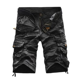 $enCountryForm.capitalKeyWord UK - Howl Lofty Men Military Summer Men's Camouflage Army Cargo Workout Shorts Homme Casual Bermuda Trousers Plus Size J190509