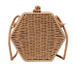 $enCountryForm.capitalKeyWord UK - OCARDIAN Handbag Women's Fashion Retro Woven Shoulder Bag Ladies Solid Color Elegant Designer Handbag Woven Bag Beach J18