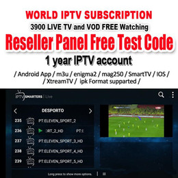 iptv subscription 4500channels arabic europe france russia canada