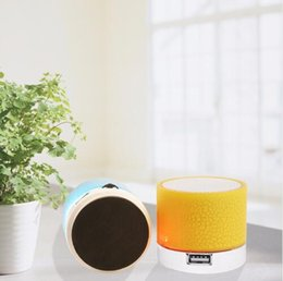 $enCountryForm.capitalKeyWord Australia - A9 Bluetooth Speaker Mini Wireless Loudspeaker Crack LED TF USB Subwoofer bluetooth Speakers mp3 stereo audio music player