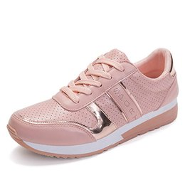 Discount comfortable shoe brands for women - New 2019 Fashion Sneakers for Women Brand Shoes Soft Comfortable Women's Sneakers Sweet Ladies Shoes Pink Black Whi