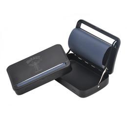 Máquina da caixa do rolo do cigarro da máquina de rolamento de metal do hornet 110mm para o caso do armazenamento do tabaco de papel 110mm em Promoção