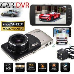 "$enCountryForm.capitalKeyWord Australia - POPSPARK 4"" 1080P Dual Lens Car Dash Cam Front and Rear Camera Dashboard 170 degree Car DVR Driving Recorder camera recorder"