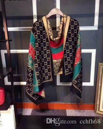 Tie dye blankeT online shopping - Fashion Winter Top Cashmere Brand Luxury Scarf For Women and Men Designer Large Oversized Blanket Scarves Infinity Scarfs