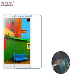 Lenovo phab online shopping - 2 alot soft film for Lenovo PHAB PB1 N pad Tablet PC screen protector