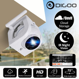 $enCountryForm.capitalKeyWord Australia - 3.6mm 720P IP Camera For Home Security Cloud Storage Waterproof Outdoor Wifi Video Surveillance Camera Night Vision Alarm Onvif