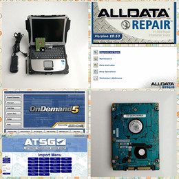 alldata repair software installed laptop 2019 - Alldata 10.53 and m-itchell on demand 2015 and ATSG 2012 3in1 with 1tb hdd 2018 install version laptop cf19 ready to use