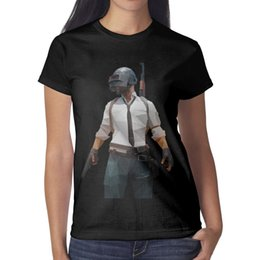 T shirT painTing designs online shopping - Playerunknown s Battlegrounds Hand Painted black womens t shirt shirts t shirts tee shirts shirt design vintage crazy friends classic t shir