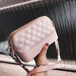 $enCountryForm.capitalKeyWord Australia - Best Selling Classic Style Woman Lady Girls Version Small Fragrant Rhomboid Chains Shell Bag Mini Small Bag Rhomboid Shoulder Dia
