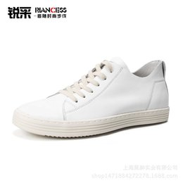 $enCountryForm.capitalKeyWord Australia - Leather White Low Help Chalaza Motion Leisure Time Ventilation Man Round Head Skate Shoes Male All-match Tide Concise Genuine Enchanting2019