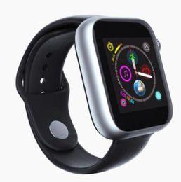 $enCountryForm.capitalKeyWord Australia - New Z6 Smart Watch With Sim Card TF Bluetooth Call Band 1.54 inch PK Q3 Q9 Sport Smartwatch Support Facebook For Samsung 10X DHL