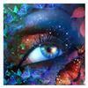 $enCountryForm.capitalKeyWord NZ - 50*50cm Fancy Eye Diamond Embroidery 100% Full 5D Diamond Painting Kit Decoración Del Hog Home Decor Wall Art Canvas Pictures