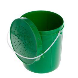 $enCountryForm.capitalKeyWord Australia - Fishing Bait Bucket Breathable Live Earthworm Maggot Worm Lures Container Tackle