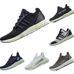 254605e78 With Box 2019 EPX 82 4D Printing Cushioning Athletic Shoes Futurecraft  Runner Invincible 4D AlphaEdge ASW LTD Knit Mesh Running Shoes 39-46