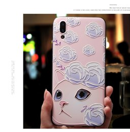 $enCountryForm.capitalKeyWord Australia - Soft TPU Silicone Phone Case for iPhone 5 5S SE 6 6S 7 8 Plus Cute Cat Phone Cover for iPhone X XS XR XS Max
