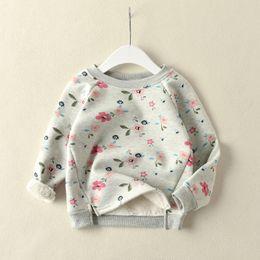$enCountryForm.capitalKeyWord Australia - 2019 New Winter Item Girl Casual Long Sleeve Top Fleece T-shirt Warm Design