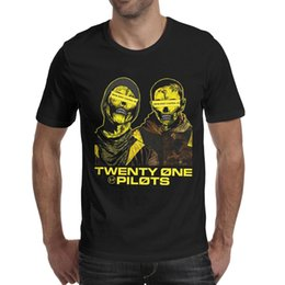 $enCountryForm.capitalKeyWord Australia - Twenty One Pilots Trench 2019 Summer custom T Shirt For Men crazy funny graphic tees shirts