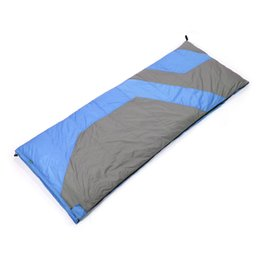 Chinese  Ultralight Envelope type White Goose Down Camping Hiking Outdoor Sleeping Bags Can be spliced 215X78cm Winter camping Lengthened manufacturers
