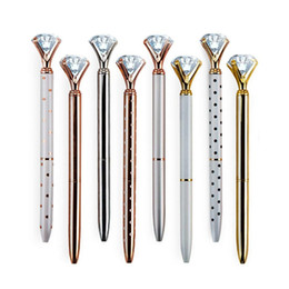 Sets Velvet NZ - A set of 8 ballpoint pens, 8 ink refills, and velvet gift bags. A variety of beautiful crystal twisted action diamond pens