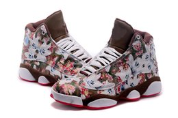 $enCountryForm.capitalKeyWord Australia - Special Promotion Flowers Pattern Low-Top Women Shoe Senior Level Appearance Smooth Light Invincible Contrast Color Shoes With Original Box