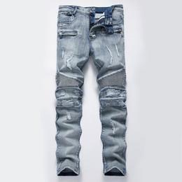$enCountryForm.capitalKeyWord NZ - Summer Jeans Men Skinny Pants Casual Spring Denim Zipper Fly String Work Trousers Jeans Pants Men Clothes 2019 Men Jeans