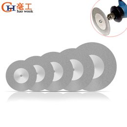 Wholesale Haowook Diamond Grinding Wheel Saw Circular Cutting Disc for Dremel Rotary Tool Diamond Discs Blades Power Tools Accessories