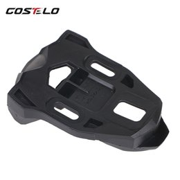 $enCountryForm.capitalKeyWord Australia - Costelo Road Pedal Cleats Carbon Ti Tianium road bicycle bike cleats pedals suit for 4 6 8 10 12 15 free shipping