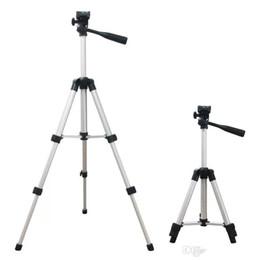 venda por atacado Universal Portable Aluminum Liga Mini 3 Seções Câmeras Profissivas 28cm-65cm Tripé Ajustável para câmeras de celular