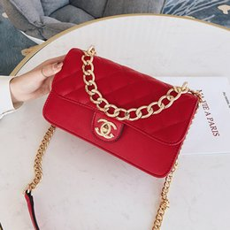 $enCountryForm.capitalKeyWord Australia - Shoulder Bags Lady bags package Female Wind Chain Small Square Minimalism Skew Satchel Embroidery Sideric Single Shoulder Female Package
