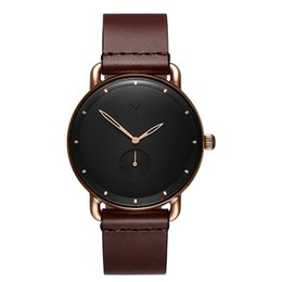 China luxury men's dress watches with fashion leather belt designer yach rlbrand youth student wristwatch Uomini sport orologi supplier youth dresses suppliers